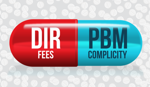 NASP: Calling Out DIR Fees and PBM Complicity